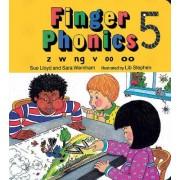 Finger Phonics: Book 5 by Susan M. Lloyd