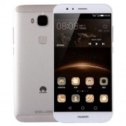 Huawei G7 Plus RIO-UL00 16GB Network: 4G Fingerprint Identification 5.5 inch EMUI 3.1 (Android 5.1) MSM8939 Octa Core 4 x 1.5GHz + 4 x 1.2GHz RAM: 2GB (Champagne Silver)