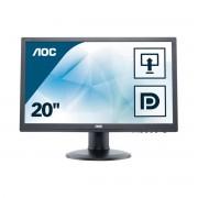 "AOC M2060pwq 19.53"" Full Hd Mva Opaco Nero Monitor Piatto Per Pc 4038986105743 M2060pwq 10_0g30270"