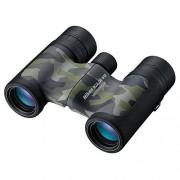 Nikon Aculon W10 10X21 Binoculares (ampliación 10x, objetivo 21 mm, enfoque CF), color camuflage