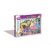 Clementoni Puzzle 29660 - Rapunzel with princess - 250 pezzi