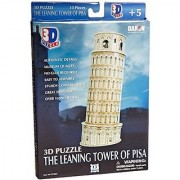 Daron Leaning Tower of Pisa 3D Puzzle 13-Piece