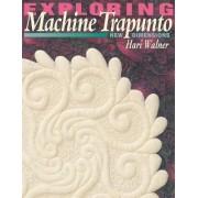 Exploring Machine Trapunto by Hari Walner
