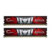 G.Skill F3-1600C11D-8GIS 2x4GB DDR3 - 1600