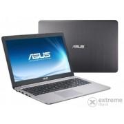 Notebook Asus K501UB-DM116D, gri metal