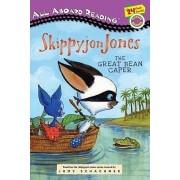 Skippyjon Jones: The Great Bean Caper by Judy Schachner