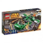 LEGO Star Wars - Flash Speeder, multicolor (75091)