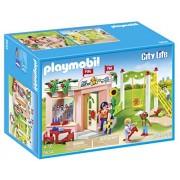 Playmobil City Life Preschool Paradise - juegos de construcción (Niño/niña, Multicolor)