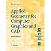 Applied Geometry for Computer Graphics and CAD by Duncan Marsh
