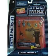 Classic Star Wars Micro Machines Classic Battle Pack: Rebel Alliance #1