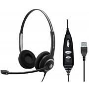 Casti Callcenter / Office - Sennheiser - SC 260 USB CTRL