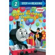 Happy Birthday, Thomas! by (delete) Awdry