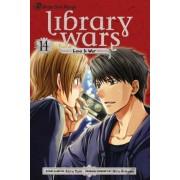 Library Wars: Love & War, Vol. 14 by Kiiro Yumi