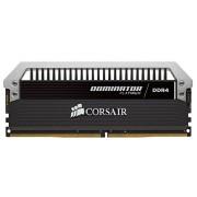 Corsair Dominator Platinum CMD16GX4M4B2400C10 Kit di Memoria RAM da 16GB, 4x4GB, DDR4, Nero