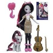 My Little Pony Equestria Girls Octavia Melody Doll and Pony Set