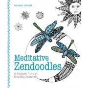 Meditative Zendoodles: A Treasure Trove of Relaxing Moments