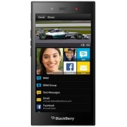 "Telefon Mobil BlackBerry Z3, Procesor Dual-core 1.2 GHz Krait 200, Capacitive touchscreen 5"", 1.5GB RAM, 8GB Flash, 5MP, 3G, Wi-Fi, BlackBerry 10.2.1 OS (Negru)"
