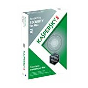 Kaspersky Security for Mac 2012 - 1 Desktop Rinnovo Italian Edition