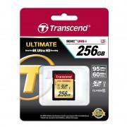 CF Card, 256GB, Transcend UHS-I U3 (TS256GSDU3)