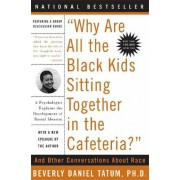 Why are All the Black Kids Sitting Together in the Cafeteria? by Beverly Daniel Tatum