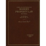 Cases and Materials on Modern Property Law by Jon Bruce