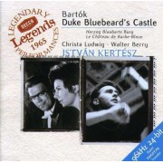 B Bartok - Bluebeard's Castle (0028946637722) (1 CD)