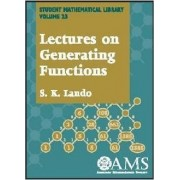 Lectures on Generating Functions by S.K. Lando