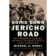Going Down Jericho Road by Michael Keith Honey