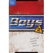 The One Year Devotions for Boys, Volume 2 by Childrens Bible Hour