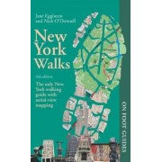New York Walks by Jane Egginton