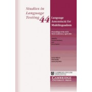 Language Assessment for Multilingualism Paperback: Proceedings of the Alte Paris Conference, April 2014