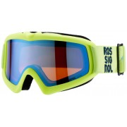 Rossignol Raffish goggles geel/blauw Goggles