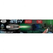 Uncle Milton Star Wars Remote Control Lightsaber Room Light - Luke