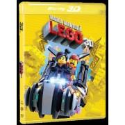 The Lego Movie:Elizabeth Banks,Liam Neeson,Morgan Freeman - Marea aventura Lego (Blu-ray 3D)