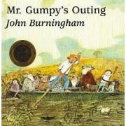 Mr. Gumpy's Outing by John Burningham