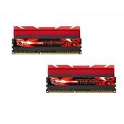Kit de TridentX série CL8 (8-9-9-24) Dual Channel 16GB DDR3 PC3-14900 pouvant