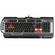 Tastatură gamer A4Tech G800V 3X Fast USB gamer, HUN