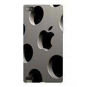 Treecase Printed Hard Plastic Back Case Cover For Blackberry Z3