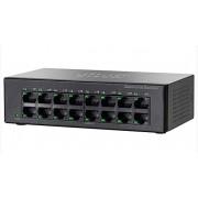 Cisco SF110D-16 16-Port 10/100 Desktop Switch