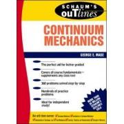 Schaum's Outline of Continuum Mechanics by George E. Mase