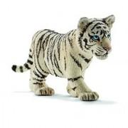 Schleich Tiger Toy Figure White