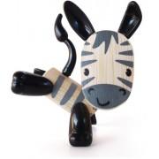Hape Mini-mals Bamboo Zebra Play Figure