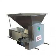 Zdrobitor-desciorchinator electric ENO 3/M Inox, 750 W, 1000-1200 kg/h, integral inox