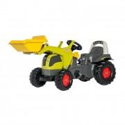Rolly Kid Claas Elios pedálos markolós traktor