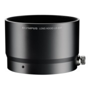 Olympus LH-61F Lens Hood black (metal) for the M7518