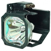 AuraBeam Economy Mitsubishi WD-62530 Television Replacement Lamp with Housing