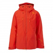 Tierra Rond Padded Jacket Herren Gr. M - rot / red - Winterjacken
