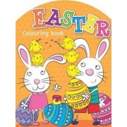 Easter 2014 Shaped Colouring Book 2 by Michelle Breen