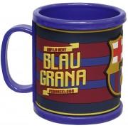 Taza de Rubber 3D FC Barcelona
