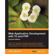 Web Application Development with Yii and PHP by Jeffrey Winesett